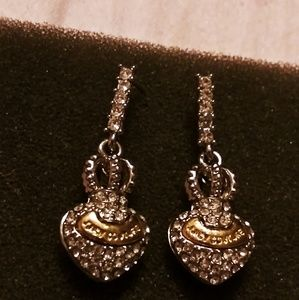Juicy couture earings